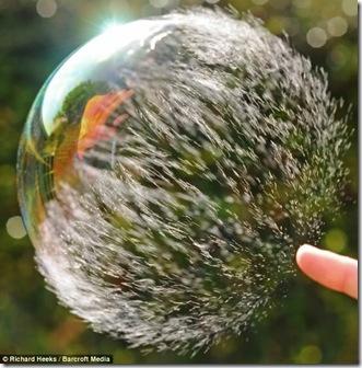 balon gelembung