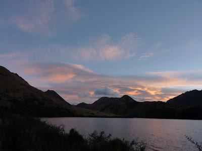 Lake Wakapitu near Queenstown