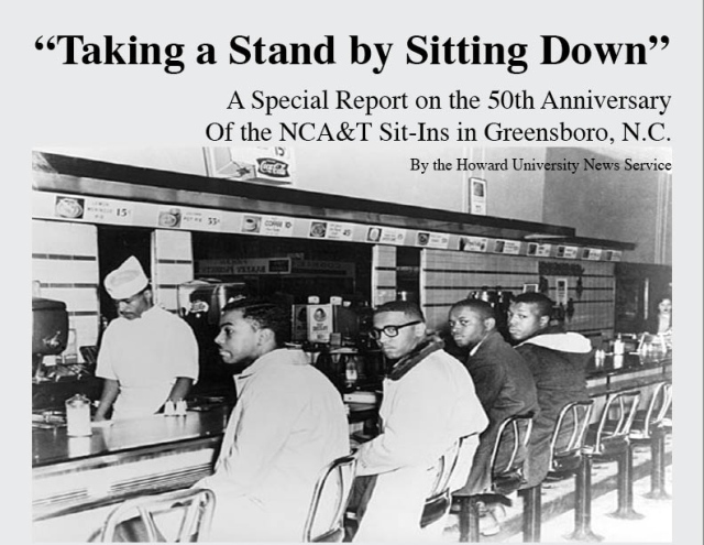 greensboro sit in Georgie n and greg h  with dignity and purpose: ron walters and the sit-in at dockum drug store - duration: 10:08.