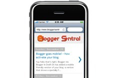 blogger blog mobile friendly