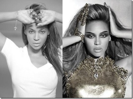 Beyonce e Sasha Fierce