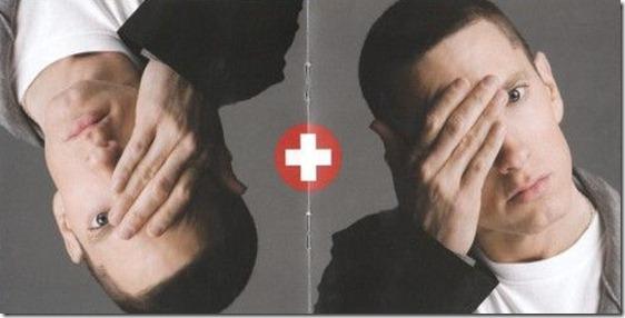 Eminem olho