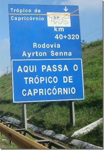 trópico-capr
