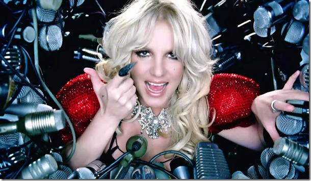 Britney Spears - Hold It Against Me 14