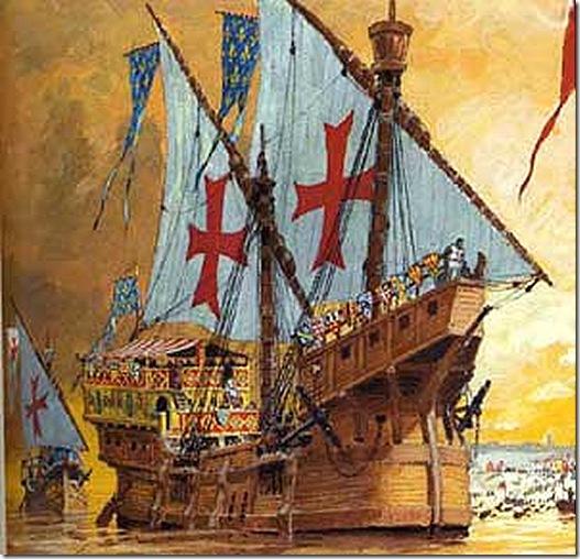 navio templario
