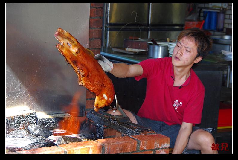 [台中大坑] 龍莊烤乳豬