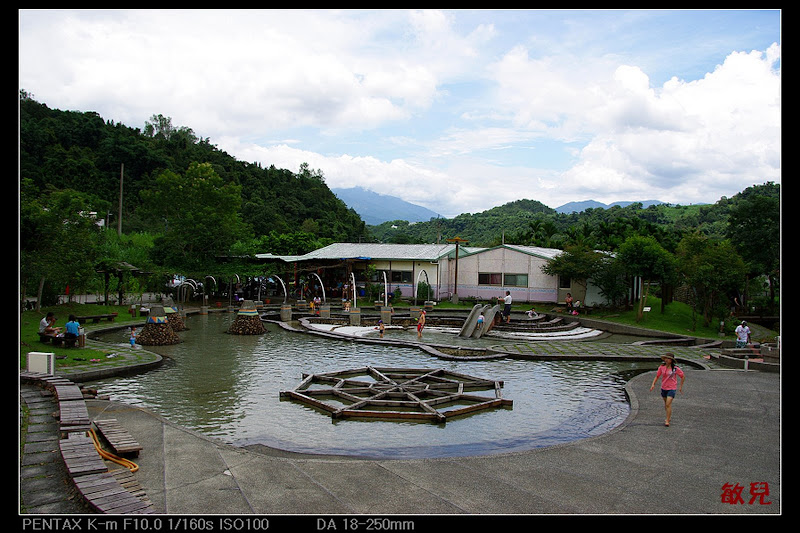 2010-0627埔里桃米社區紙教堂&親水公園半日遊隨拍