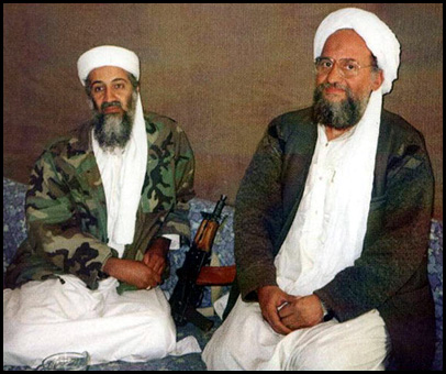 Bin Laden and al Zawahiri