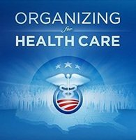 Obama healthcare reform logo