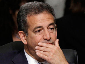 Feingold looking contemplative