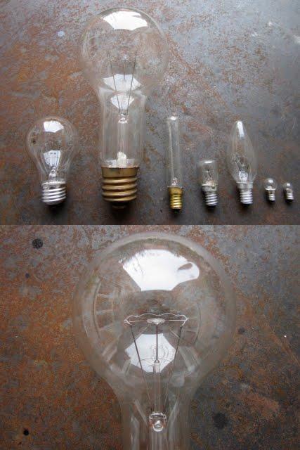 Jeff Wall Light Bulbs : tales of the nightingale: light bulbs