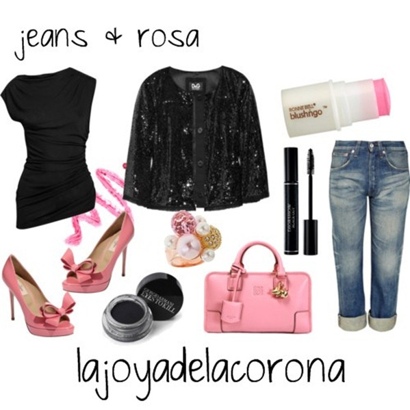 rosa & jeans