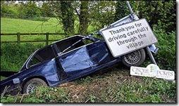DrivingCarefullySign