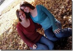 Beth & Diane