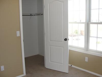 Boys room Closet