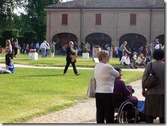 Villa Cavazza passeggiando