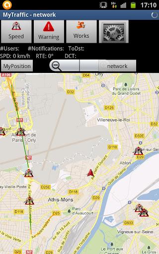 【免費交通運輸App】MyTraffic-APP點子