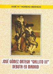 Joselito debuta en Madrid 001