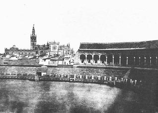Plaza de Sevilla  (1853) Tenison 001