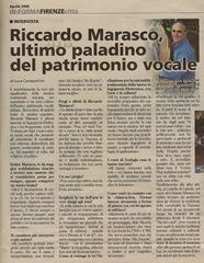 Informa Firenze - Riccardo Marasco
