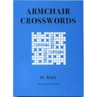 Afrit's Armchair Crosswords - A Book for Leisure Moments