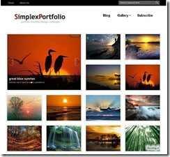 simplexporfolio