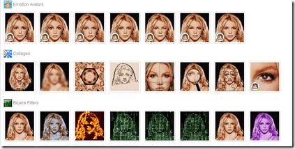 Come creare avatar animati con effetti speciali usando for Effetti foto online