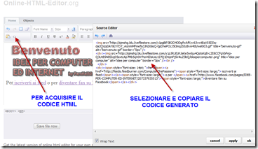 online HTML Generator