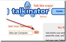 talkinator