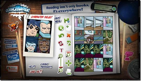 comic-master
