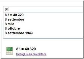 google-calcolatrice