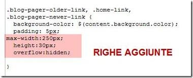 design modello html blogger