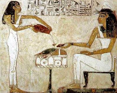 ...хмельного напитка.  Секрет создания пива был известен древним народам...