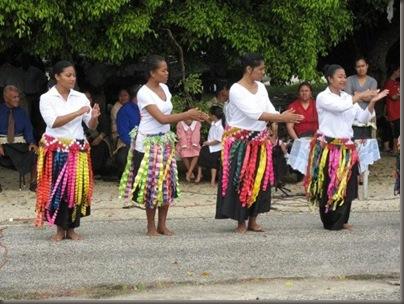 Breaking a Tongan Taboo