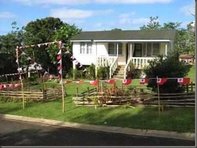 Steve's Peace Corps House