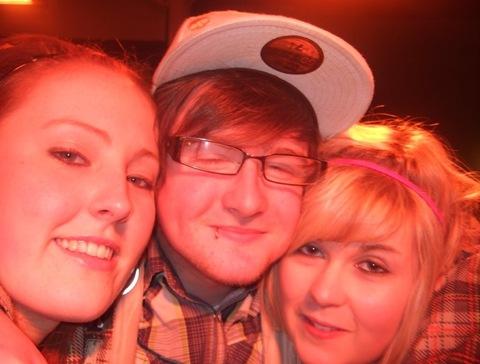 Lauren, Drohan & I