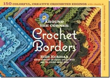 Crochet Borders - Edie Eckman