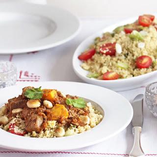 Harissa Couscous Recipes