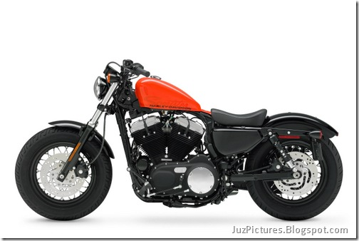 2010 Harley-Davidson Forty-Eight-8