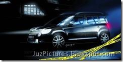 Skoda-Yeti-SUV-Black