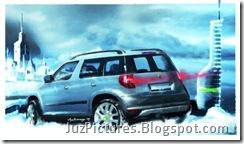 Skoda-Yeti-SUV-Rear-