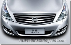 nissan-teana-silver-grille-view
