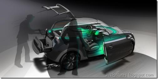 MINI rocketman concept2
