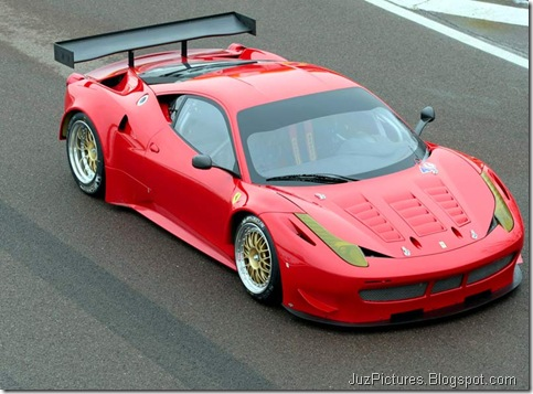 Risi Competizione Ferrari 458 GTC2