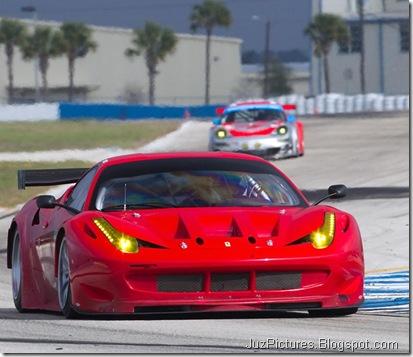 Risi Competizione Ferrari 458 GTC14