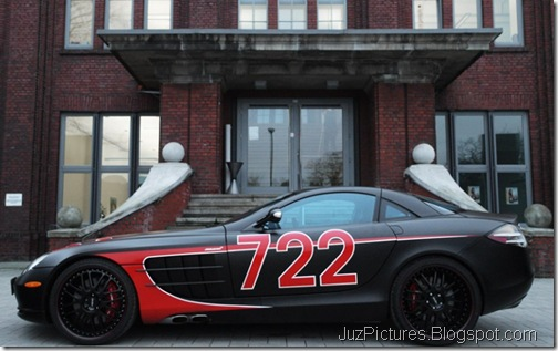 Edo Competition Mercedes Benz SLR McLaren _2