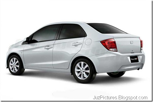 honda-brio-sedan-rear-silver