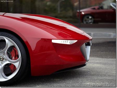 Alfa Romeo 2uettottanta Concept 11