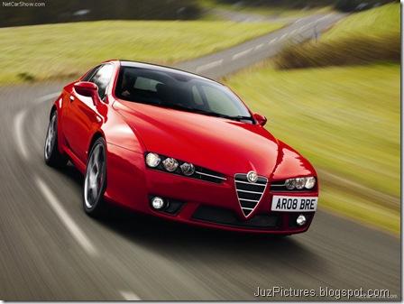Alfa Romeo Brera S1