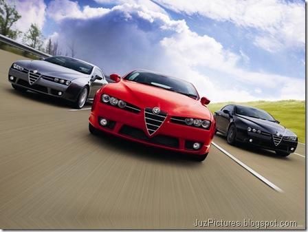Alfa Romeo Brera S5